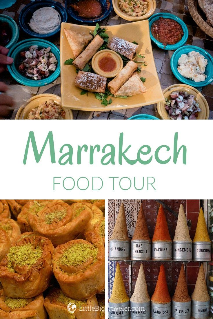 I'm visiting some of the best-hidden places to eat and restaurants in Marrakech in search of the best Moroccan food. I'm taking a Marrakech food tour starring the best eats in Marrakech. #Morocco #Marrakech #moroccanfood #foodie #africa