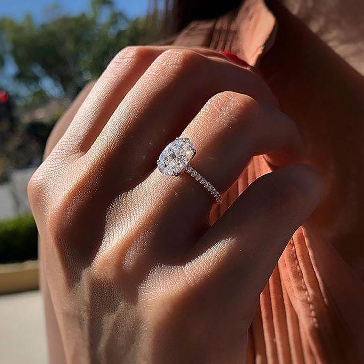 Olivia Beautiful Simple Ultra Shine Oval Ring   Oval rings