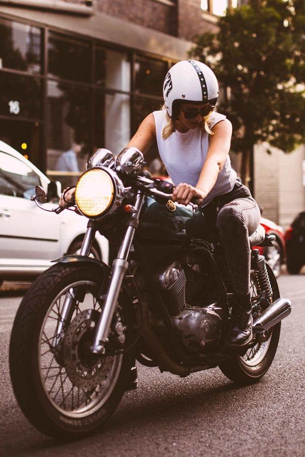 Motorbike Motorcycle cafe racer  INDIAN MOTORCYCLES biker men`s sweatshirt