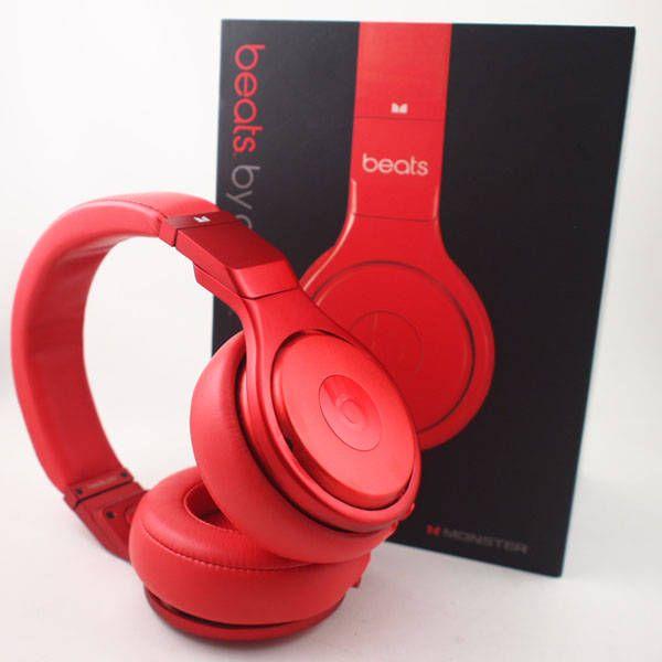 beats pro detox red