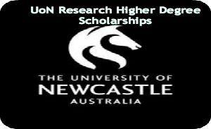 UoN Research Higher Degree Scholarships for International Students in Australia, and applications are submitted till 31st August 2014. Applications are invited for fully funded postgraduate research scholarships available for international students at University of Newcastle (UoN). - See more at: http://www.scholarshipsbar.com/uon-research-higher-degree-scholarships.html#sthash.qOC6msBe.dpuf