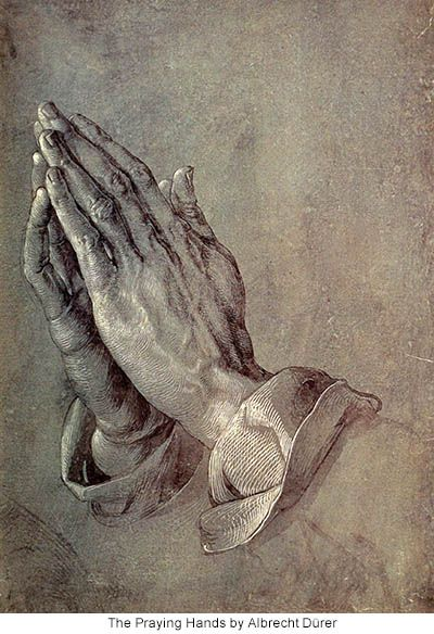 The Praying Hands by Albrecht Dürer