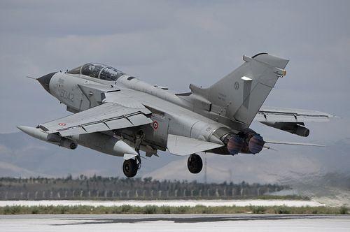 Aeronautica Militare Tornado ECR MLU - MM7055/50-42 - 155° Gruppo | Flickr - Photo Sharing!