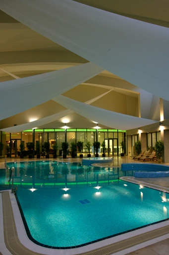 Spa swimming pool at the KClub David Cantwell Photography