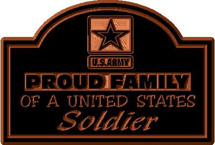 Proud army family!