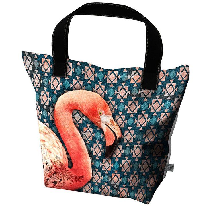 Big Tote Bag Phenix #laissezluciefaire