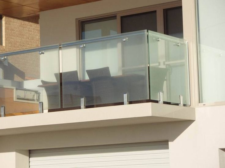 Frameless glass balcony railing  , 304s.s/316 stainless steel glass railing