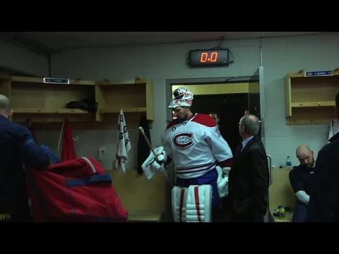 Watch Canadiens prank Carey Price after his 43-save shutout in Game 6   The Hockey News