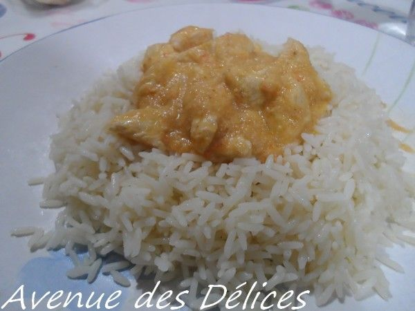 Poulet sauce san fernando de thermomix une recette de poulet accompagn d 39 un bon riz sauce - Livre thermomix ma cuisine 100 facons ...