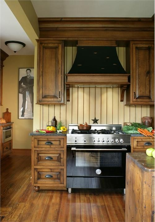 37 best images about color in the kitchen on pinterest for Black country kitchen cabinets