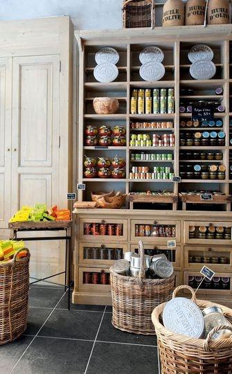 Epicerie gourmande à Nice