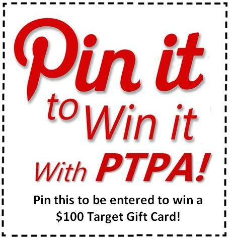 Pin It To Win It with PTPA on Pinterest!