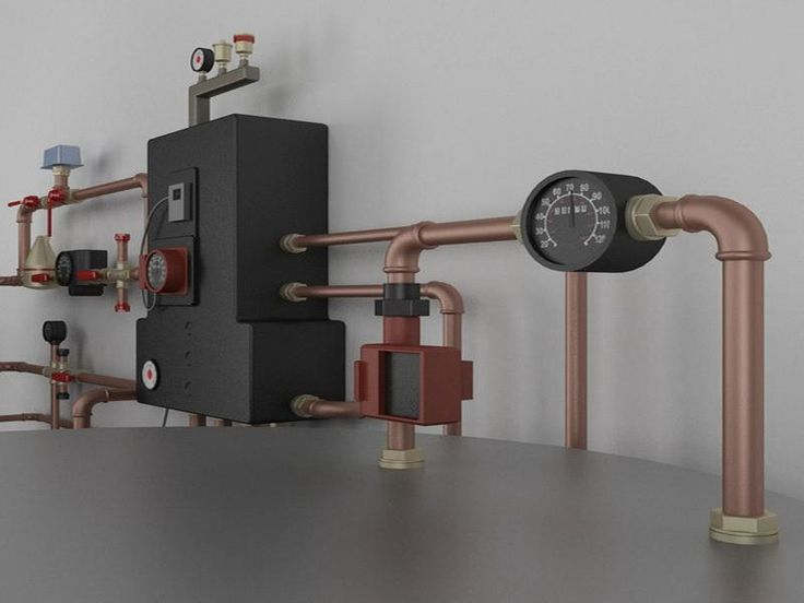 Best home heating system home inside pinterest - Best heating system for house ...