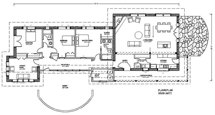 344 best images about z cob house floor plans on pinterest for Straw bale garage plans
