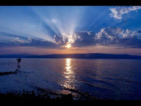 JORDAN-Galilee Sea from Jordan - YouTube