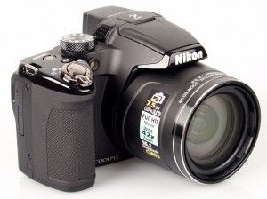 According to compact digital camera reviews, the Coolpix P500 Nikon's lightweight super zoom camera with a 22.5mm to 810mm aperture capacity is..  http://nikondigitalcamera.org/the-absolute-legacy-of-the-nikon-coolpix-p500/