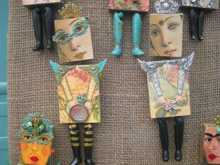 Artdolls - ART IN THE PARK 2014