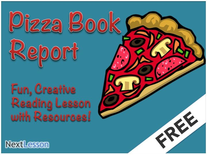 pizza book report How to write a book report writing a book report may not seem fun at first, but it gives you a great chance to really understand a work and its author unlike a book review, a book report requires that you give a straightforward summary.