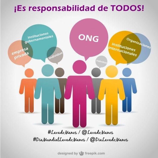 La responsabilidad es de todos #Lavadomanos #ConAguayJabón