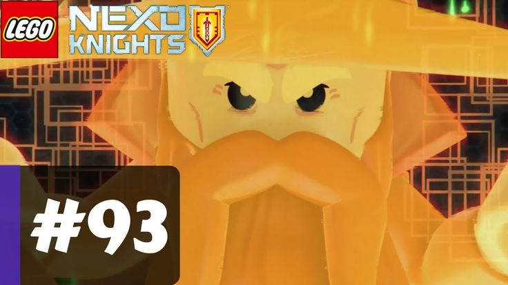 LEGO NEXO KNIGHTS MERLOK 2.0 Gameplay Part part 93