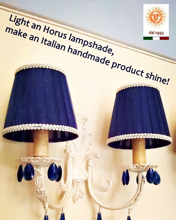 lampshades for applique