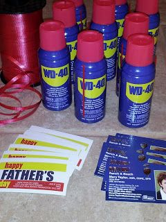 Mary's Pop By Ideas: Father's Day Pop By