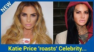 Katie Price 'roasts' Celebrity Big Brother housemate Jemma Lucy on Bit on the Side