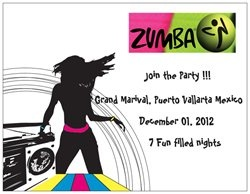 Zumba holiday sounds like fun! I want to go! Zumba and Mexico... woo hoo!