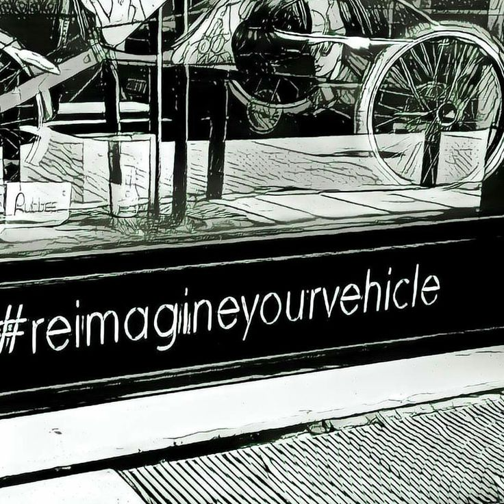Our show window! #reimagineyourvehicle