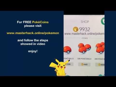 (Nov 2016 UPDATE) - Pokemon Go Hack Coins - Pokemon Go Cheats Android & IOS: Pokemon Go Joystick Hack How To Get Pokemon Go Joystick…