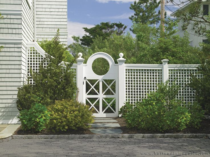 17 best images about garden fences on pinterest for Walpole outdoors