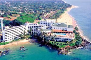 Mount Lavinia Hotel, Mt. Lavinia. This is where Rick Stein stayed and filmed with chef on beach. The best food he had on the whole Asian trip