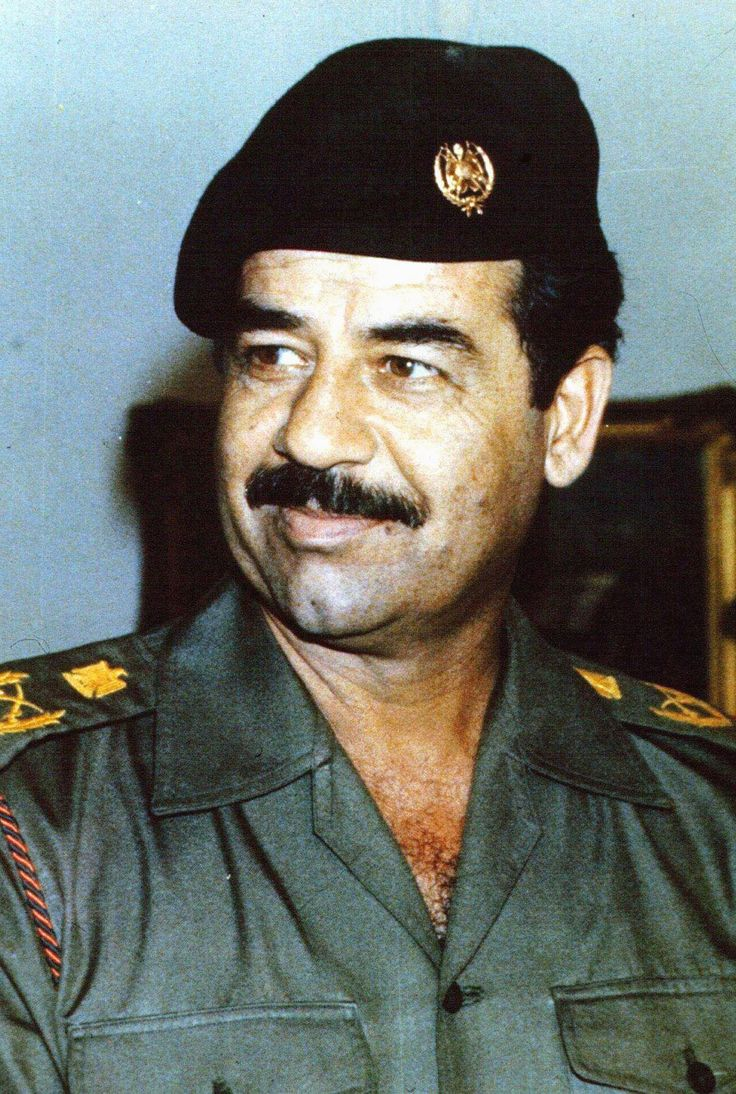 saddam hussein is back How the bush administration used a terrorist tragedy to wage an unnecessary war.