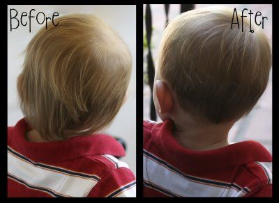first haircut ideas