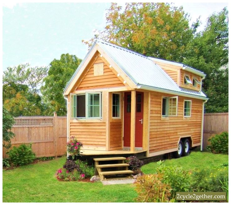 Trailer Homes: 17 Best Images About Tiny House Porches, Exterior Steps