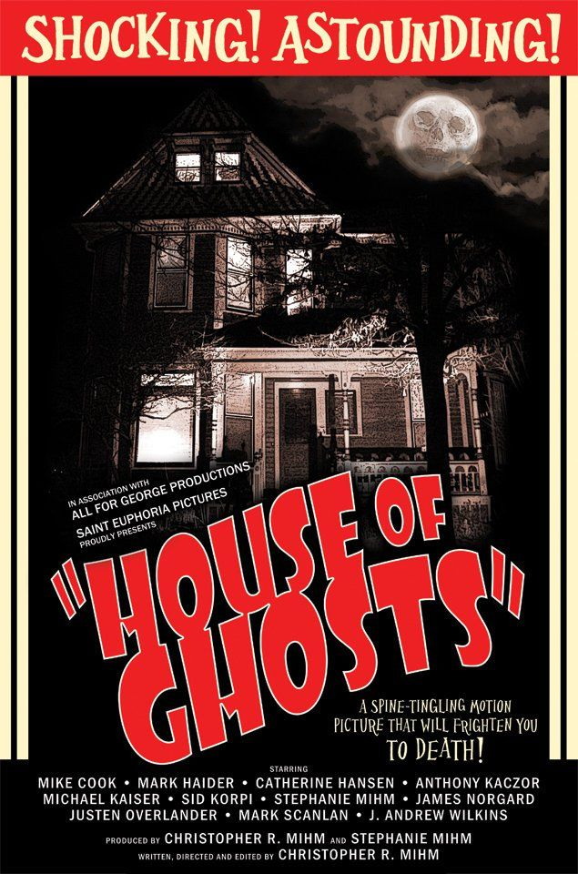 House of Ghosts 2012