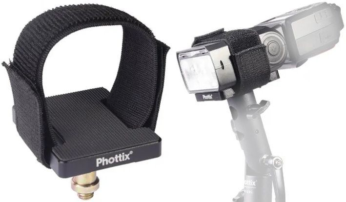 Phottix Varos H-Mount Plate and Strap Accessories Electronics ...
