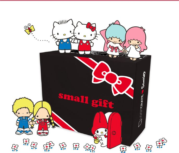 9 best Sanrio Loot Crate images on Pinterest | Crates, Sanrio and ...