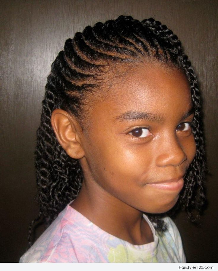 Awesome 1000 Images About Braided Hairstyles For Black Girls On Pinterest Short Hairstyles Gunalazisus