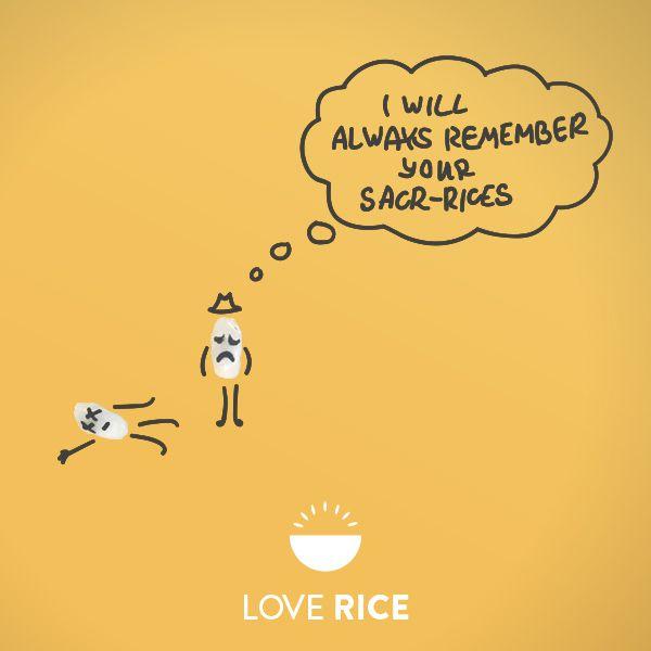 Rice Pun