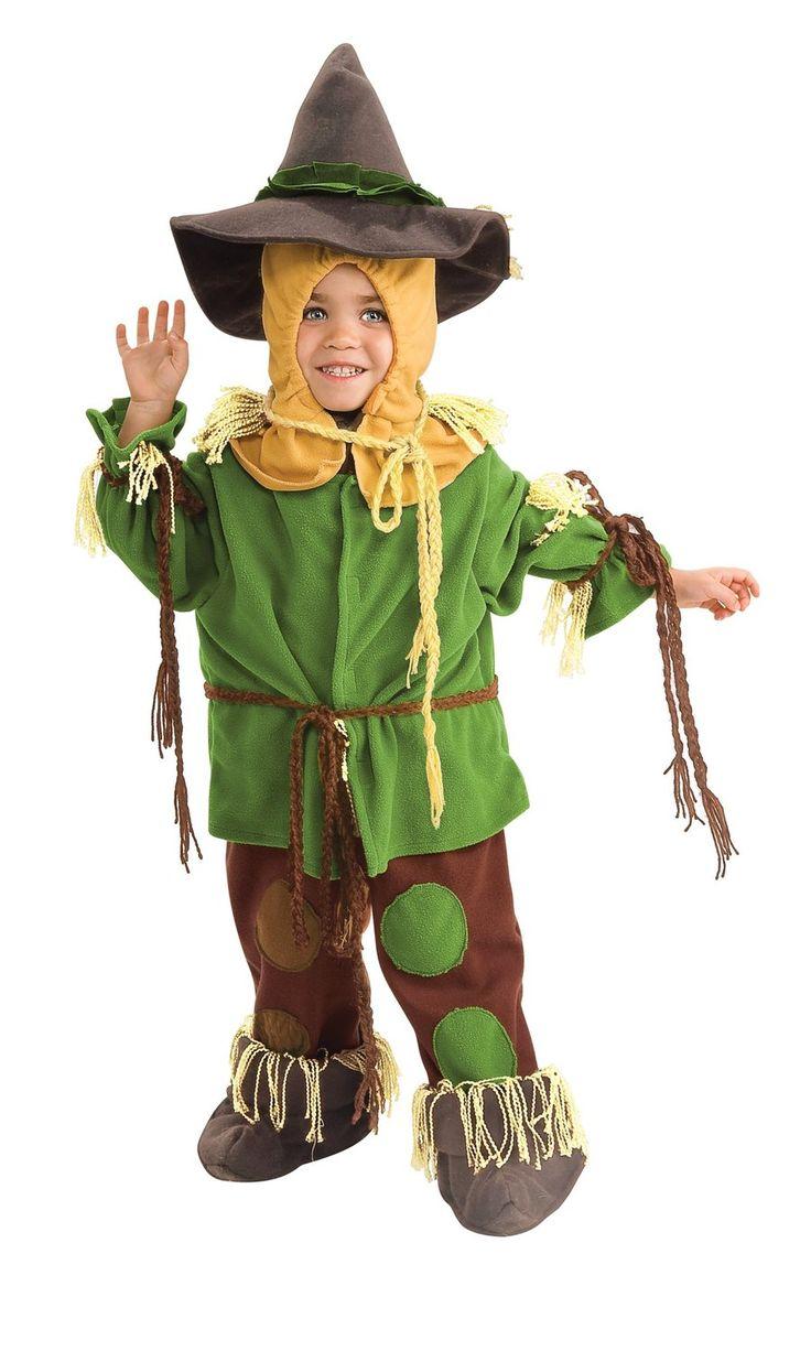 Amazon.com: Волшебник из страны Оз малышей Чучело костюм: Игрушки и игры