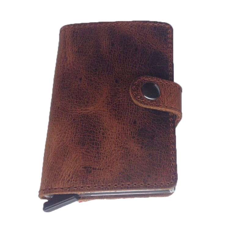 Find More Wallets Information about Men mini wallet fast shipping RFID wallet aluminium card holder case for max 6 cards 100% top layer cowhide genuine leather,High Quality wallet genuine leather,China mens mini wallet Suppliers, Cheap mini wallet from RFID Wallet Store on Aliexpress.com