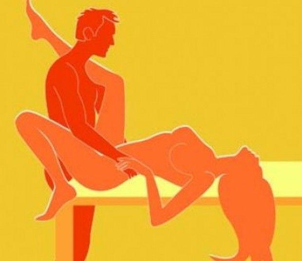 Diez posiciones sexuales f