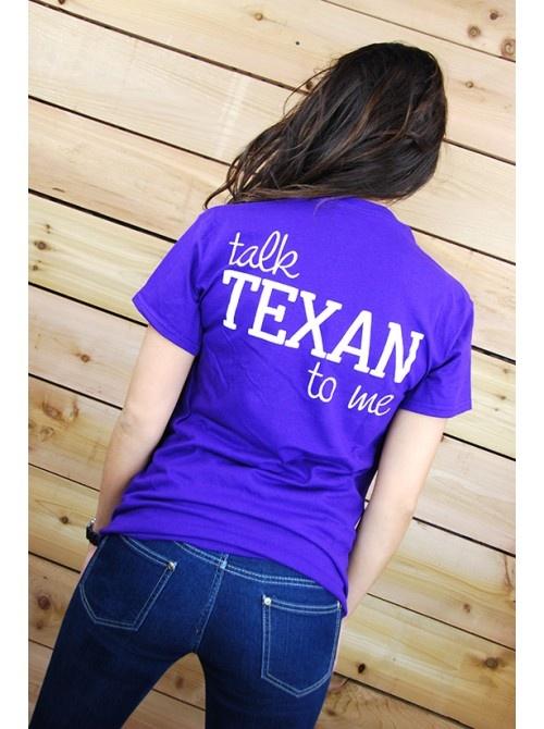 TSU Talk Texan To Me!!!