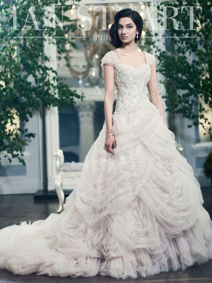 Fairytale by Ian Stuart now available at Nicole Bridal in Jenkintown, PA, 215-886-2333; www.nicolebridal.com