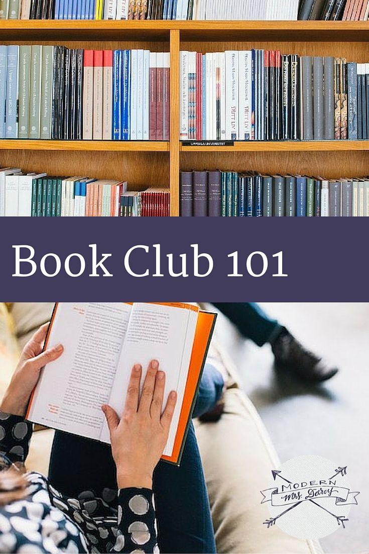 Book Club 101 Modern Mrs Darcy In 2020 Book Club Books Books Book Club