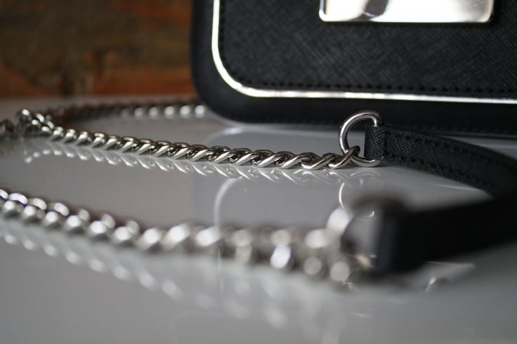 Simple Michael Kors crossbody bag for day or night