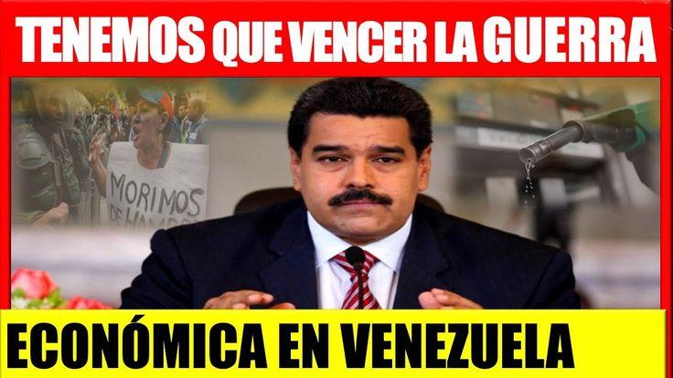 Tarde o Temprano Vamos a vencer la Guerra económica Ultimas noticias de venezuela #venezuela