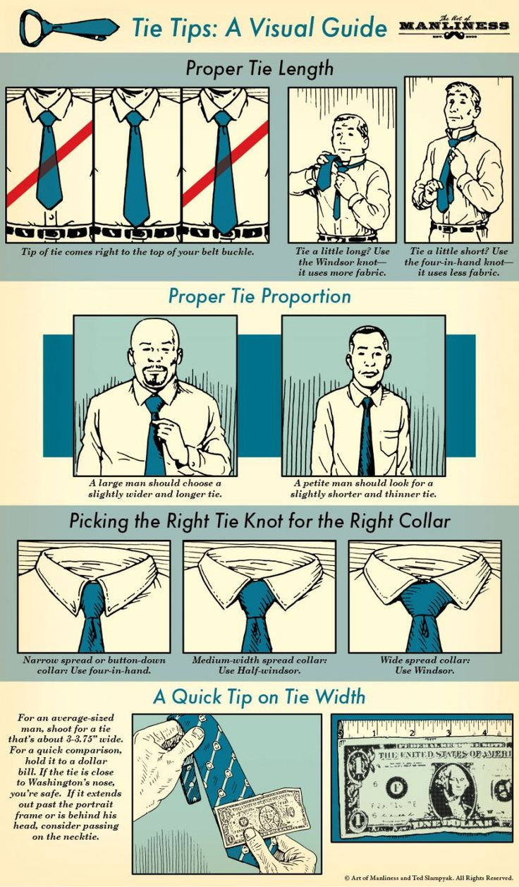 The Ultimate Guide For Putting On A Tie