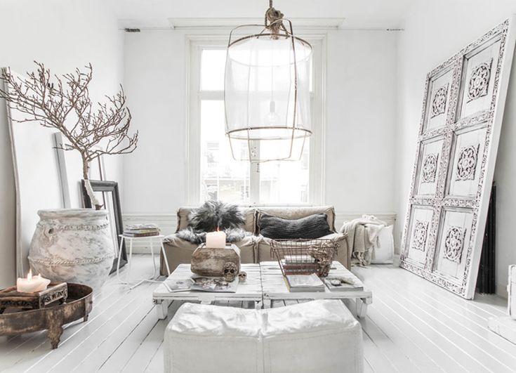 10x die schönsten (beinahe) komplett weißen Interieurs